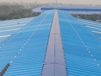 Các phương pháp bảo vệ nhà làm mái tôn mùa mưa bão