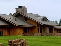 Cách chọn màu tôn phong thủy cho từng kiểu nhà hiện nay