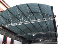 Những lưu ý để có mái vòm từ vật liệu tôn lợp mái đẹp