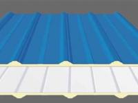 Những loại mái tôn dùng trong thi công nhà tiền chế